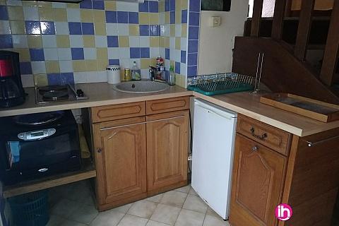 Location pour salarié en déplacement de meublé : MONTARGIS ,MAISON 2 CHAMBRES a FERRIERES EN GATINAIS