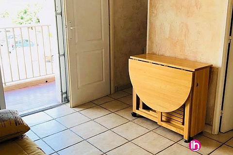 Location de meublé : PERPIGNAN Charmant studio situé à Canet-en-Roussillon