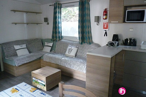 Location pour salarié en déplacement de meublé : SAINT NAZAIRE SAINT BREVIN - MOBILE-HOME HAUT DE GAMME