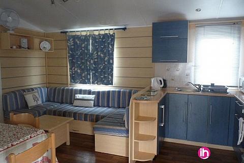 Location de meublé : ONZAIN - MOBILE-HOME HAUT DE GAMME