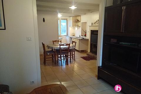 Location de meublé : LIMOGES FEYTIAT LE MAS GAUTHIER Maison T3 tout confort