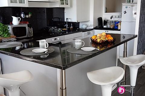 Location pour salarié en déplacement de meublé : LIMOGES Appartement T3