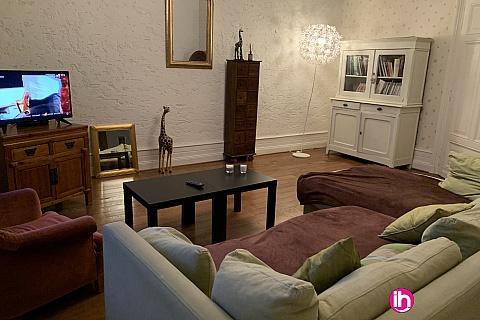 Location de meublé : Appartement haut de gamme pour 2-4 pers. à moins de 15mm de Cattenom