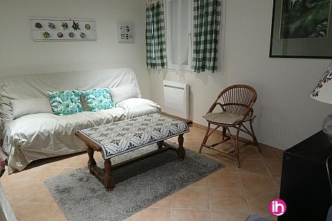 Location de meublé : BRIARE, MAISON 2 CHAMBRES A OUZOUER SUR TREZEE