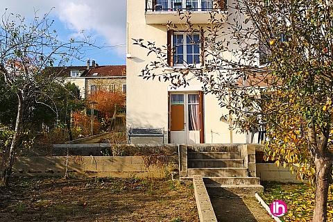 Location pour salarié en déplacement de meublé : LIMOGES  Maison de ville de 150 m²