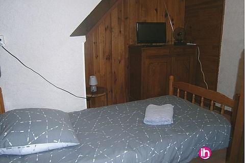 Location de meublé : LIMOGES : Chambre meublée avec coin cuisine Bellac