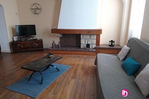 Location de meublé : BRIARE Demeure 2 chambres