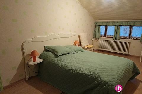 Location de meublé : BATILLY en Puisaye chambre chez l'habitant