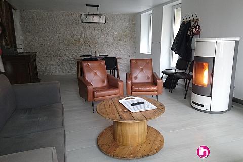 Location de meublé : BONNY SUR LOIRE MAISON 3 CHAMBRES
