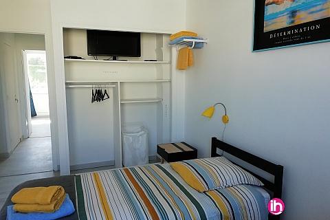 Location de meublé : Appartement T4 Centre de Bolléne
