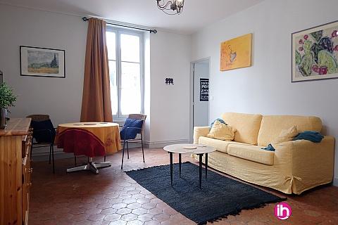 Location pour salarié en déplacement de meublé : BRIARE appartement 1 chambre