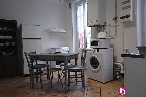 Location de meublé : BRIARE centre ville apprtement 2 chambres