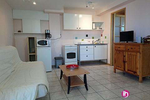 Location pour salarié en déplacement de meublé : GIEN appartement en rdc de type t2
