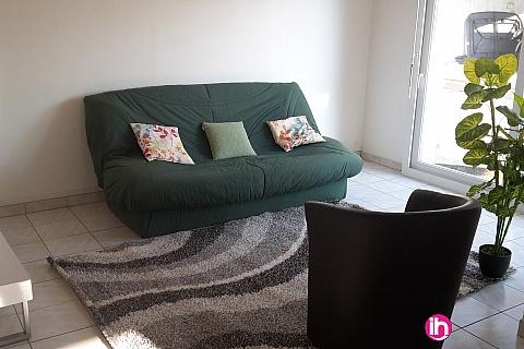 Location de meublé : Poitiers, meublé à 10 min à Iteuil
