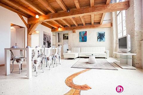 Location de meublé : LIMOGES Appartement BASTIE Design Hyper centre