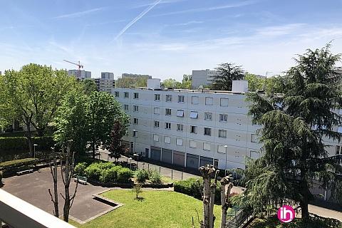 Location de meublé : Une chambre en colocation, grand appartement à Vénissieux