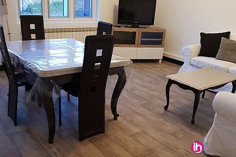 Location pour salarié en déplacement de meublé : CHATILLON SUR LOIRE Appartement meublé pour 4 personnes