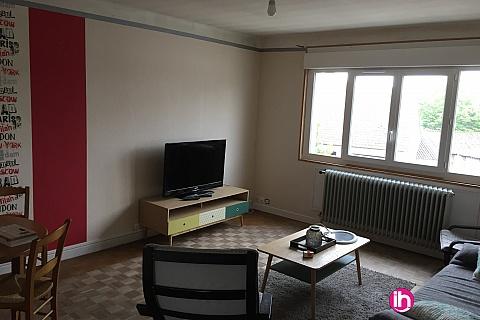 Location de meublé : Vierzon appartement lumineux à Vignoux-sur-Barangeon