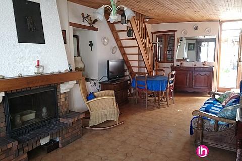 Location pour salarié en déplacement de meublé : A 10min de BELLEVILLE Maison 4 chambres