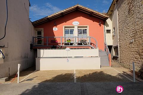 Location de meublé : CIVAUX BONNEUIL-MATOURS les3B-L'Escale