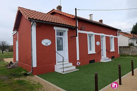 Location de meublé : CIVAUX BONNEUIL-MATOURS les3B-La Maisonette