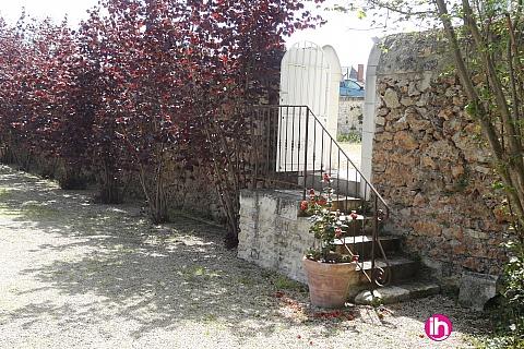 Location pour salarié en déplacement de meublé : CIVAUX BONNEUIL-MATOURS les3B-La Maisonnette